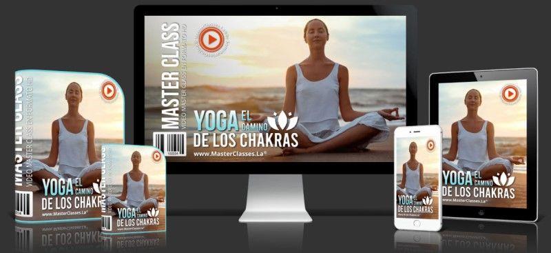 Aprende sobre Yoga el Camino de los Chakras