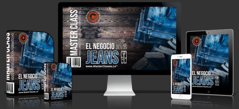 Aprende sobre El Negocio de los Jeans