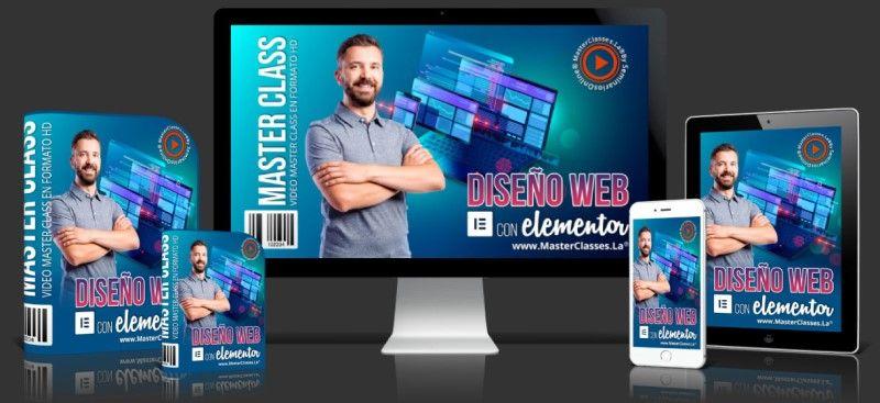 Aprende sobre Diseño Web con Elementor
