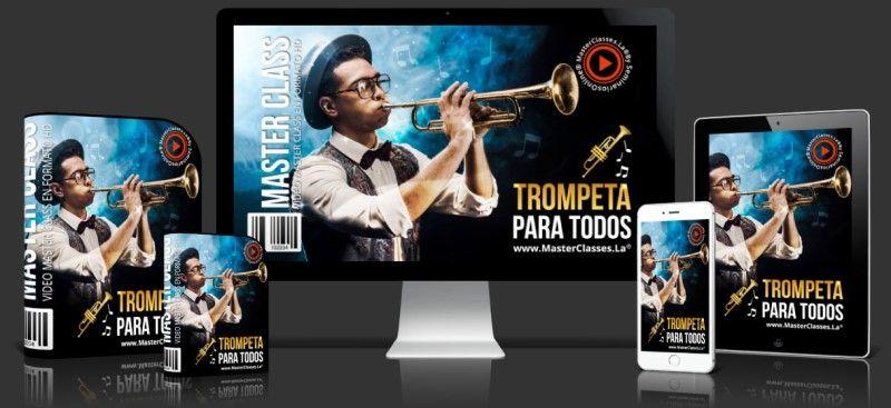Aprende sobre Trompeta para Todos