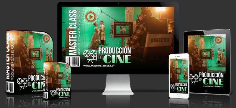 Aprende sobre Producción de Cine