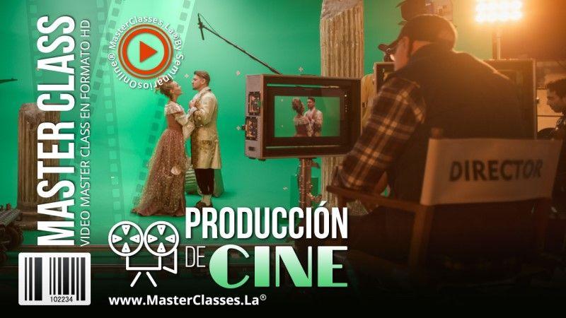 Como ser productor de cine