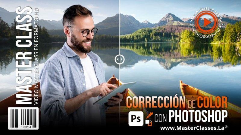 Curso Online de Corrección de Color con Photoshop