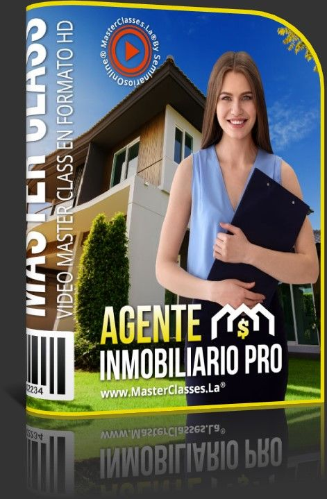 Agente Inmobiliario Pro