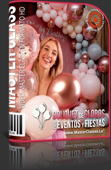 Bouquet de Globos para Eventos y Fiestas