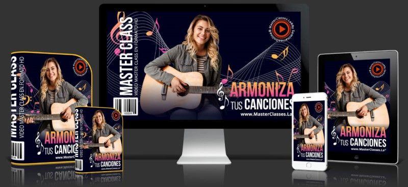 Aprende sobre Armonizar Tus Canciones