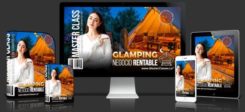 Aprende sobre Glamping Negocio Rentable