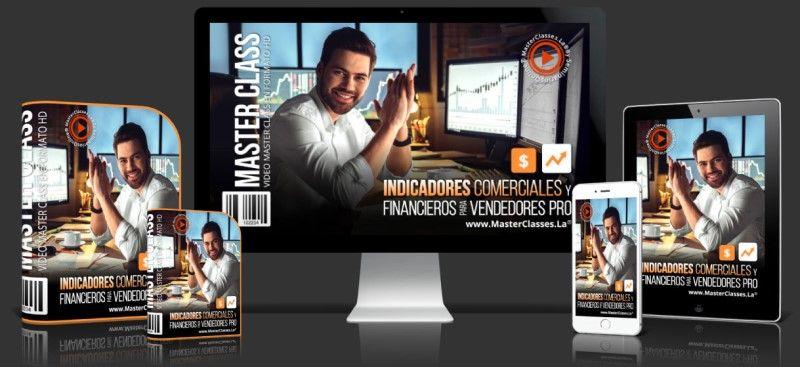 Aprende sobre Indicadores Comerciales y Financieros para Vendedores Pro