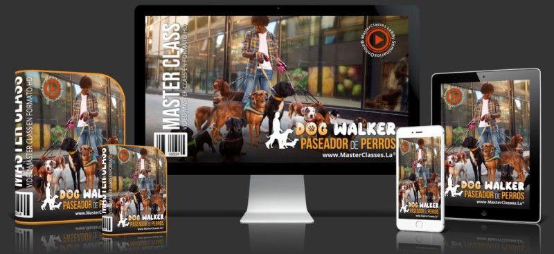 Aprende sobre Dog Walker - Paseador de Perros