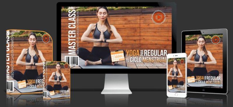 Aprende sobre Yoga para Regular tu Ciclo Menstrual