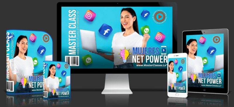 Curso Online Mujeres Net Power