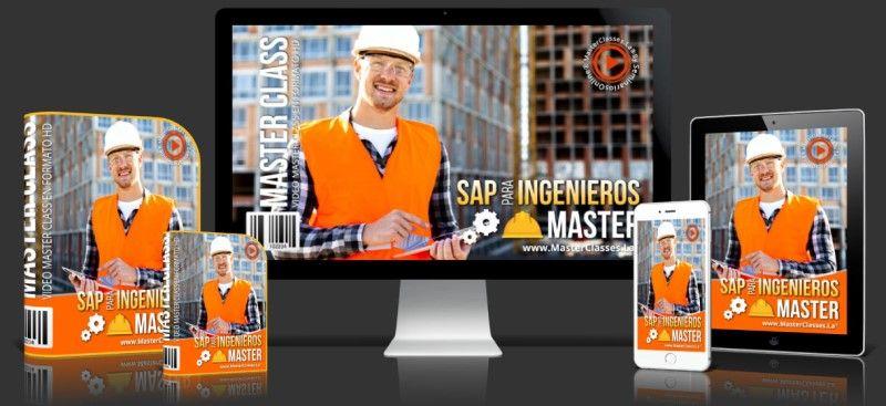 Aprende sobre SAP para Ingenieros Master