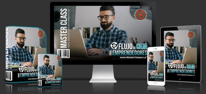 Aprende sobre Flujo de Caja Emprendedores