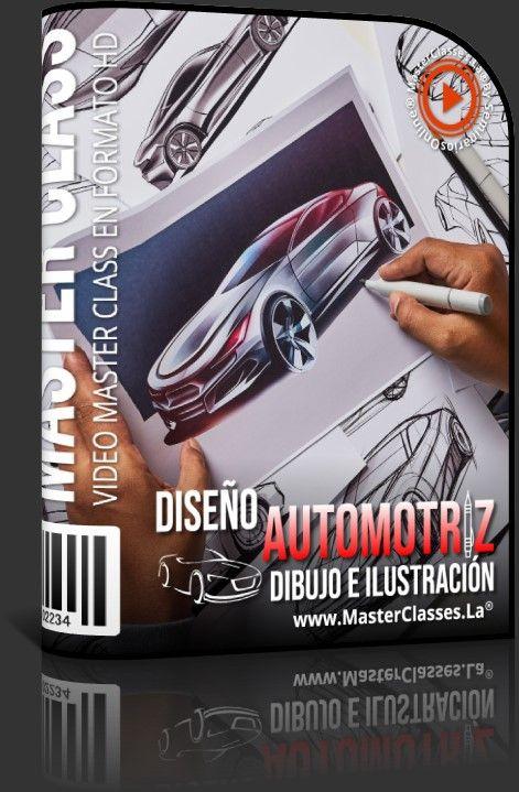Diseño Automotriz - Dibujo e ilustración