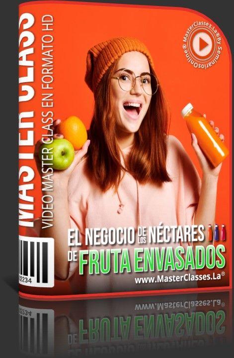 El Negocio de los Néctares de Fruta Envasados