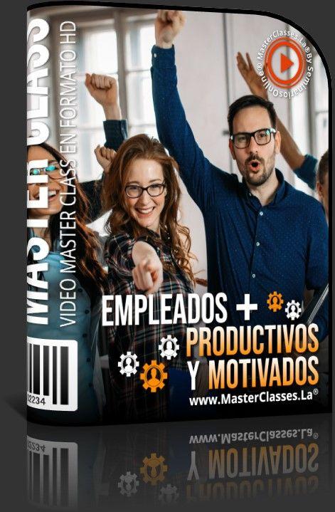Empleados más Productivos y Motivados
