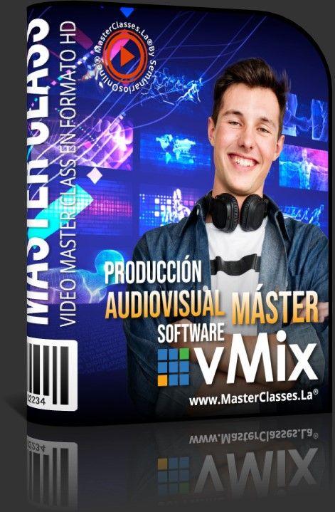 Producción Audiovisual Máster - Software vMix