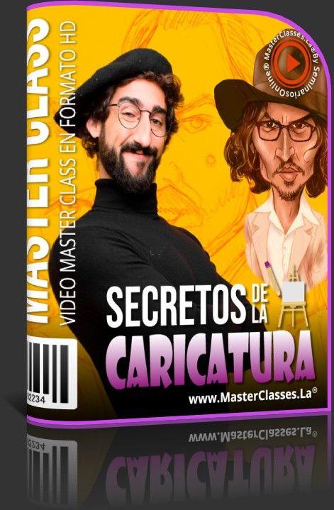 Secretos de la Caricatura