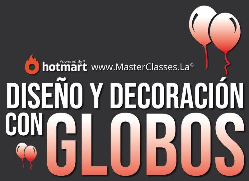 MasterClass Diseño y Decoración con Globos
