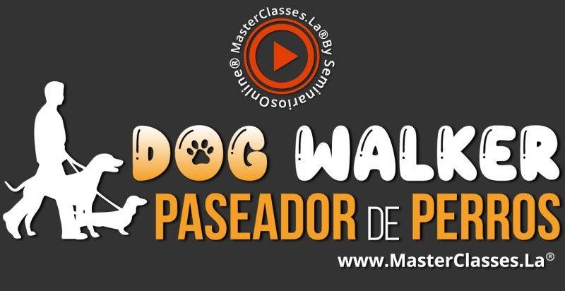 MasterClass Dog Walker - Paseador de Perros
