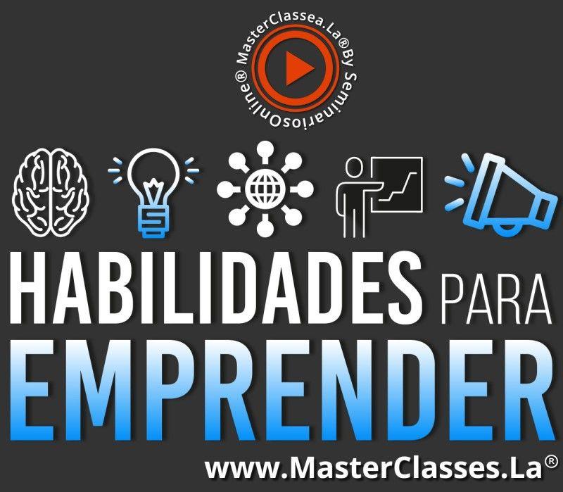 MasterClass Habilidades para Emprender