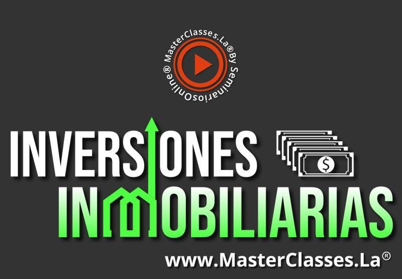 MasterClass Inversiones Inmobiliarias