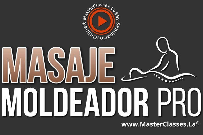 MasterClass Masaje Moldeador Pro