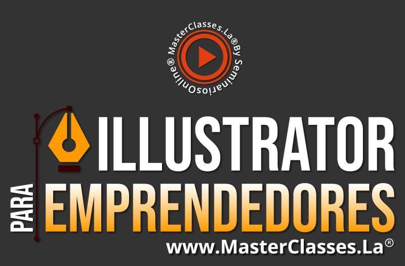 MasterClass Illustrator para Emprendedores