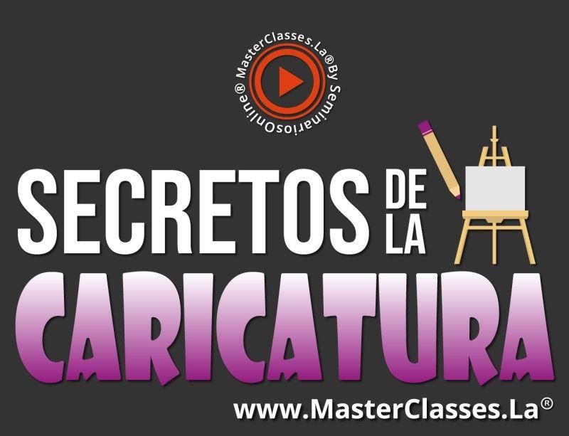 MasterClass Secretos de la Caricatura