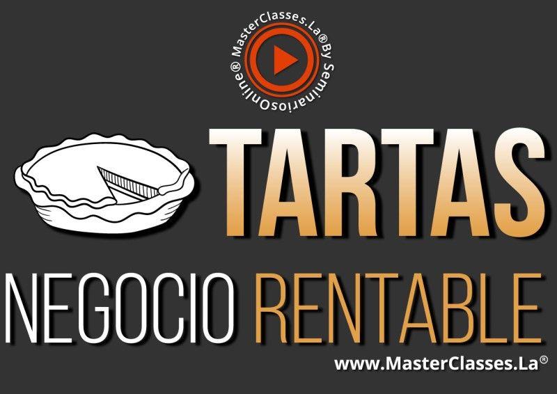MasterClass Tartas Negocio Rentable