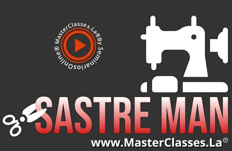 MasterClass de Sastre Man