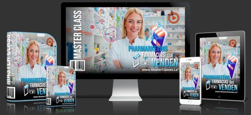 Aprende sobre Pharmarketing Farmacias que Venden