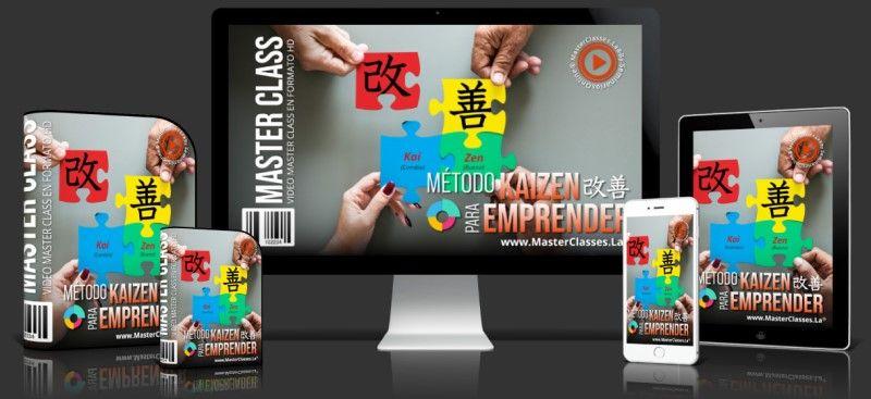 Aprende sobre Método Kaizen para Emprender