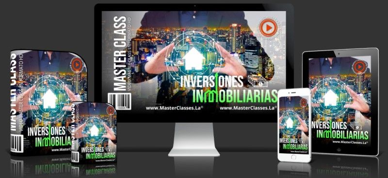 Aprende sobre Inversiones Inmobiliarias