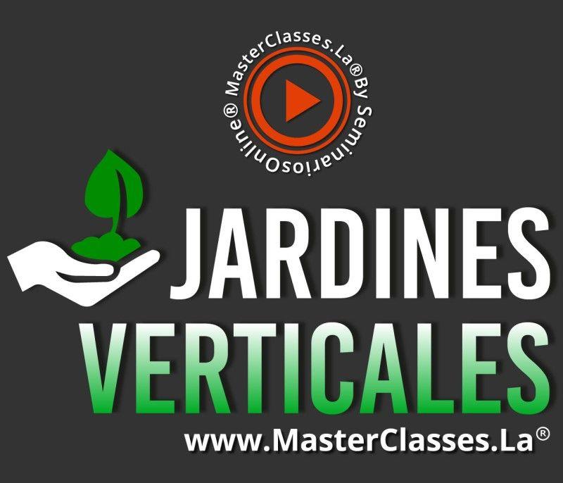 MasterClass Jardines Verticales