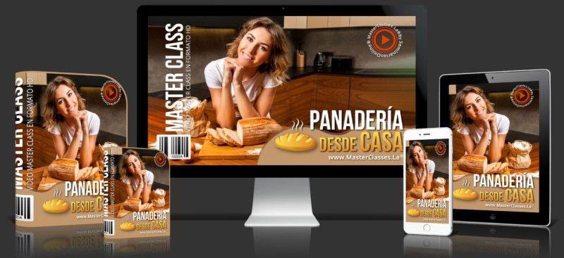 Aprende sobre Panadería desde Casa