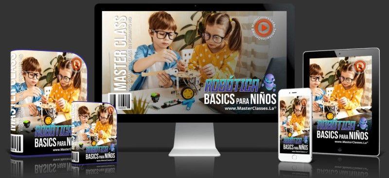 Aprende sobre Robótica Basics para Niños