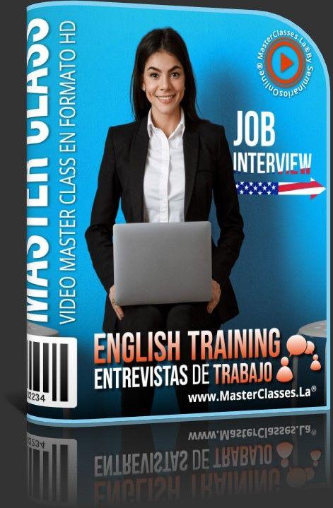 English Training - Entrevistas de Trabajo