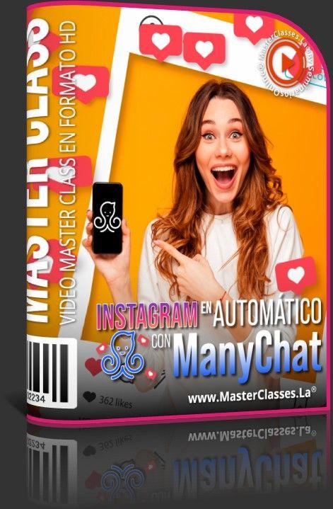 Instagram en Automático con Manychat