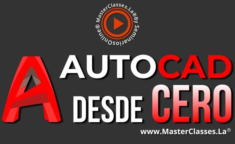 MasterClass AutoCad desde Cero