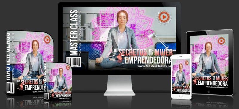 Aprende sobre Los Secretos de una Mujer Emprendedora