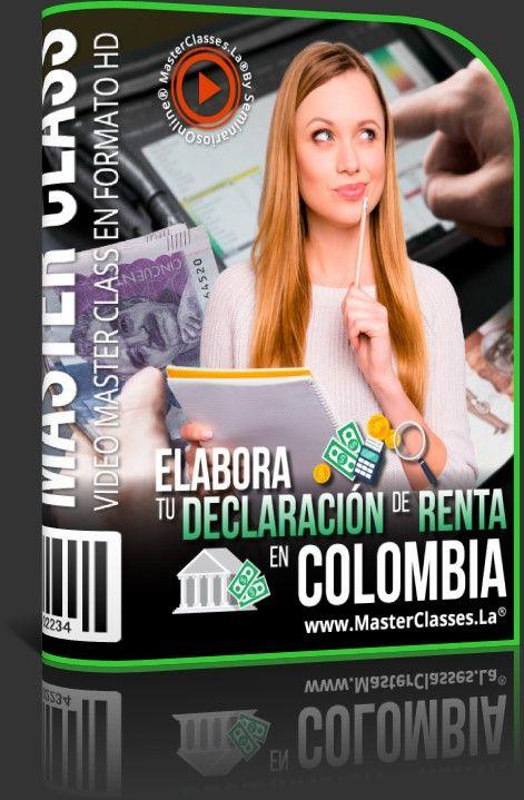 Elabora tu Declaración de Renta en Colombia
