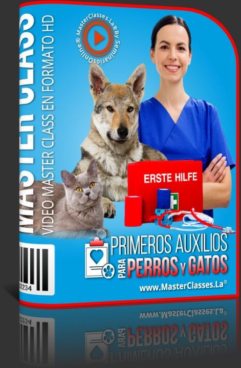 Primeros Auxilios para Perros y Gatos