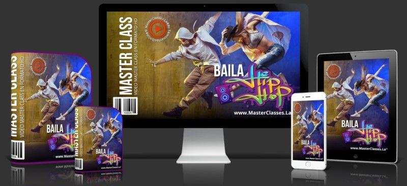 Aprende a Bailar Hip Hop